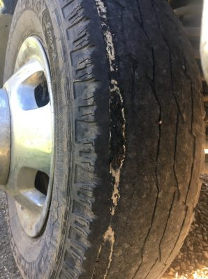 Common Causes and Indicators of Tire Tread Wear