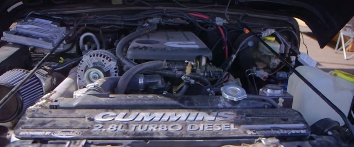 A Look At Cummins Diesel Engine's History