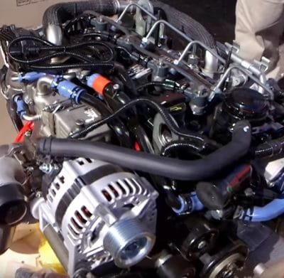 Cummins Diesel Engine Rebuilding