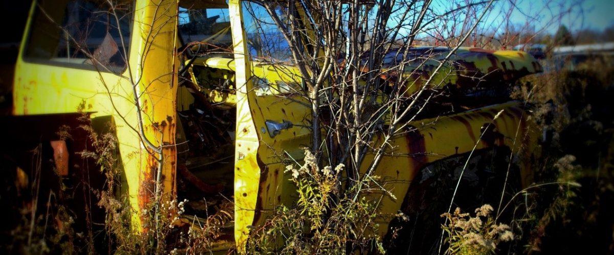 Salvage Yard versus Parts Experts